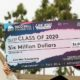Giant Check | WATCH: Taco Bell Foundation Surprises Worker With Scholarship Money | Featured