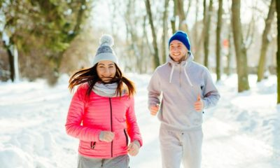 Jogging on winter | Important Tips for Staying Safe and Healthy This Winter | Featured