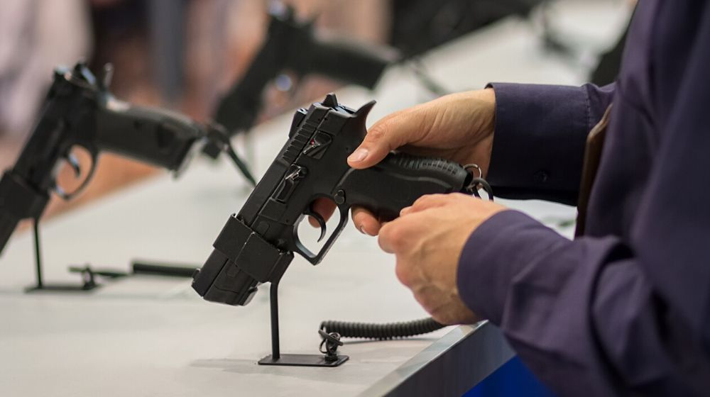 Pistol   Virginia Sheriff to Deputize Citizens in Response to Proposed Gun Control   Featured