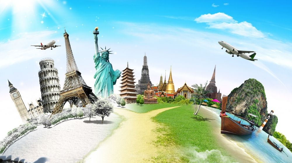 Traveling around the world   Top 10 Travel Destinations to the Start the New Decade   Featured
