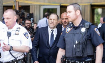 Harvey Weinstein guilty | The Latest: Weinstein Looks Resigned as He is Convicted | Featured