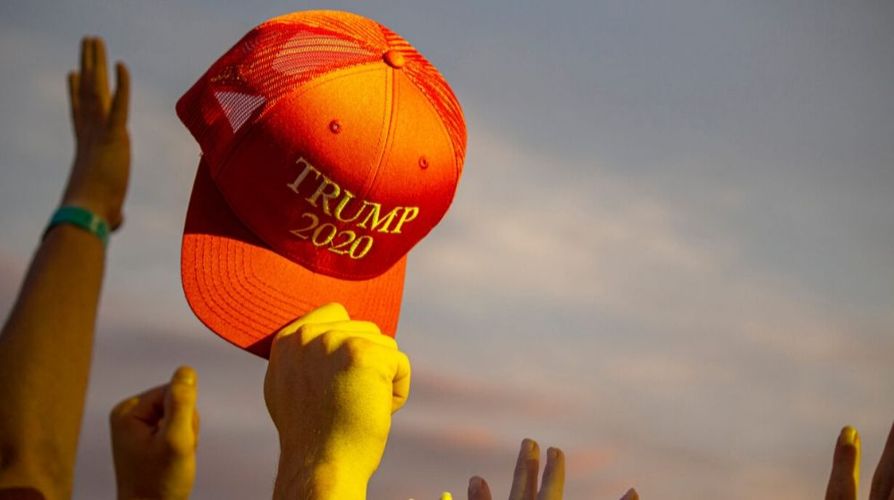 Trump 2020 red cap | POST IMPEACHMENT: Trump Supporters Confident About 2020 Election Results | Featured