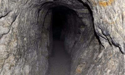 underground cave | Authorities Discover Longest Smuggling Tunnel Between San Diego and Tijuana | Featured