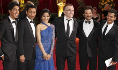 Irrfan Khan with actors and director | Indian Actor Irrfan Khan Dies at 53 | Featured