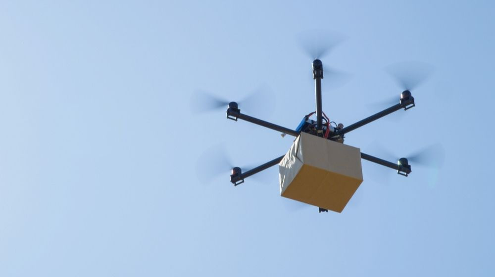 Air cargo delivery | UPS and CVS to Use Drones to Deliver Prescription Drugs in Florida | Featured