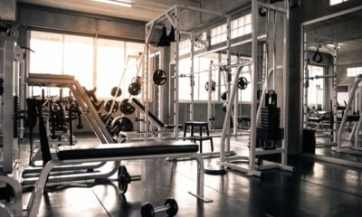 "Modern Gym Interior with Equipment | Gym Owner Reopens Facility; Says He Is ""Ready for the Consequences"" 
