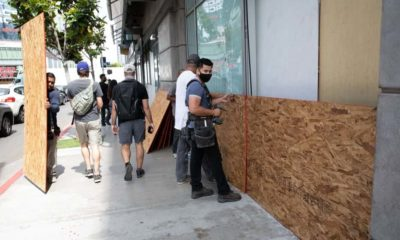 Business owners Trying to Keep their Business safe during Riots | Business Owners Arming Themselves Against Civil Unrest | Featured