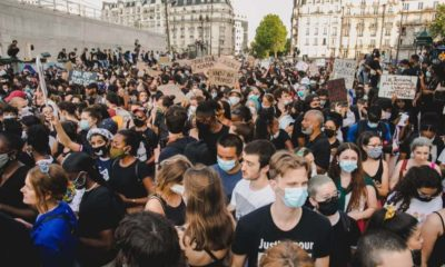 Adama Traoré and George Floyd Protests in Paris | Protests Cross the Atlantic | Featured