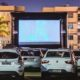 Parked cars at Praca do Papa square   Movie Business Pivots to Outdoor Models Amid COVID-19 Pandemic   Featured