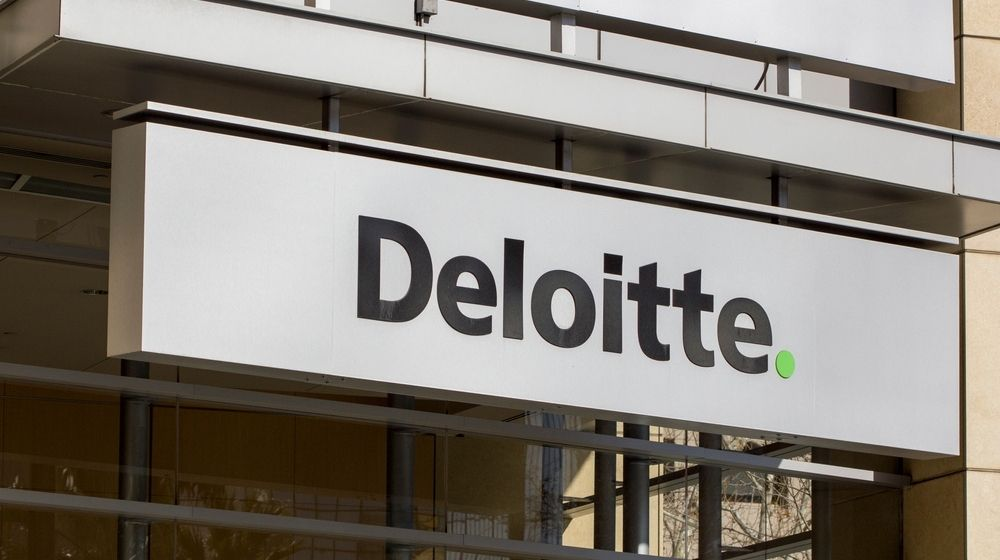 Deloitte Sign at the Multinational Professional Services Network | Harvard Graduate Loses Deloitte Job After Viral Video | Featured