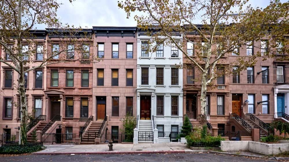 Historic Brownstones in Manhattan, New York | New York's Tenant Safe Harbor Act May Negatively Affect U.S. Economy, Expert Says | Featured