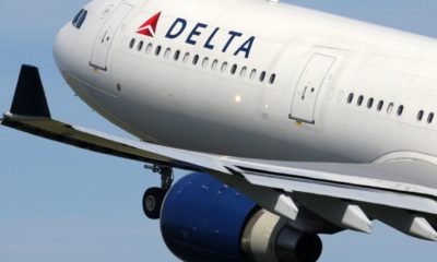Delta Air Lines Airbus A330 | Delta Air Lines Is the First U.S. Airline to Install Hand Sanitizer Stations on Its Planes | Featured