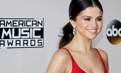 Selena Gomez at the 2016 American Music Awards | Selena Gomez Launches Makeup Line That Aims to Raise Money to Bring Mental Health Services to Underserved Communities | Featured