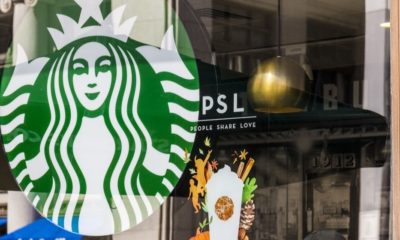 Starbucks Retail Coffee Store | Starbucks's Early Release of Pumpkin Spice Latte Reportedly Increased Foot Traffic | Featured