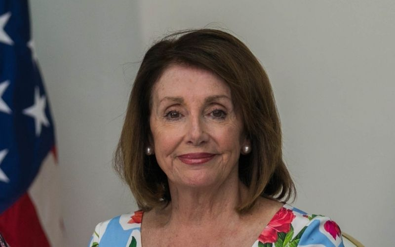 """House Speaker Nancy Pelosi   Pelosi Feels """"Very Confident"""" That Biden Will Win; Warns Americans That Sending Absentee Ballots in the Mail Now Is Too Late to Get Them Counted"""