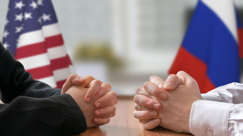 Negotiation of USA and Russia   U.S., Russia Close to Extending New START Treaty Limiting Nuclear Arms   Featured