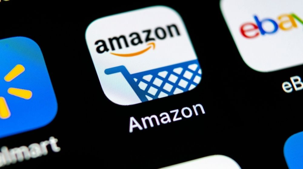 Icon of the Amazon app-Parler Sues Amazon After Suspension-ss-Featured
