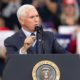 Vice President Mike Pence-Mike Pence Expected to Skip Trump's Departure Ceremony-ss-Featured
