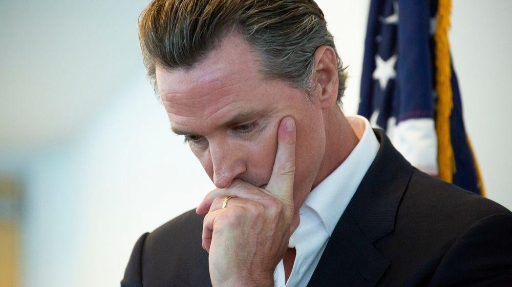 California governor Gavin Newsom-California is Moving Toward the Recall of Gavin Newsom-ss-Featured