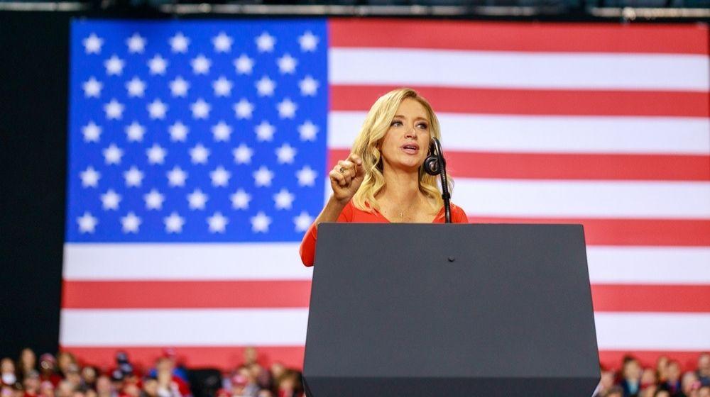 Former White House Press Secretary Kayleigh McEnany-Former WH Press Secretary Kayleigh McEnany Joins Fox News -ss-Featured