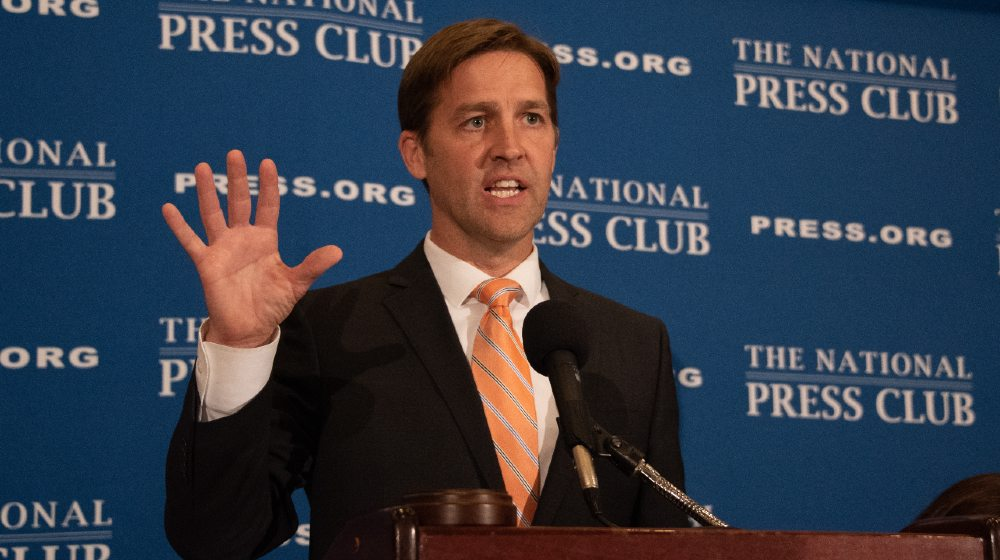 Senator Ben Sasse speaks to a luncheon at the National Press Club-Ben Sasse-ss-featured