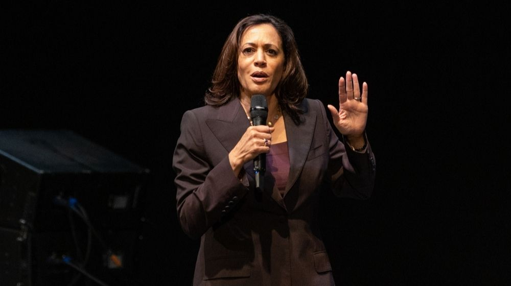 Vice President Kamala Harris-Really Kamala Harris States One of the Root Causes of Border Crisis is 'Extreme Climate'-ss-featured