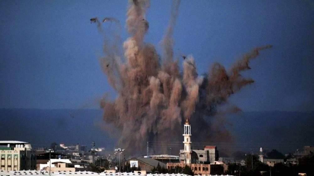 Trump Speaks Up on Biden's Weak Response to Israel - Palestine Attacks 'World is Getting More Violent'-ss-Featured