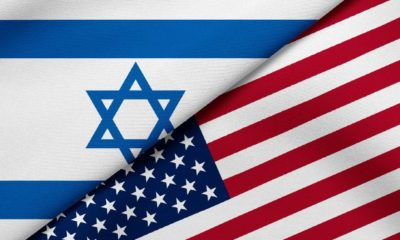 Flag of Israel and USA | Israel's Trump problem | featured