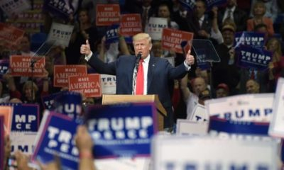 Trump and Party Leaders Plot GOP's 2022 Congressional Comeback -ss-Featured