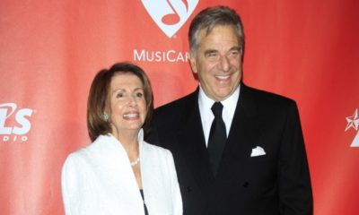 Nancy Pelosi, Paul Pelosi at the Musicares Person of the Year honoring Tom Petty at Los Angeles Convention Center | Paul Pelosi Buys Big Tech Stocks Ahead of House Reform Bills | featured