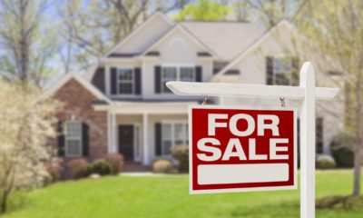 Home For Sale Real Estate Sign and Beautiful New House | What You Need To Understand To Invest In Real Estate | featured